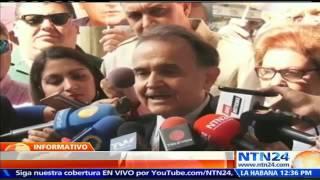 Difieren por novena vez la audiencia del alcalde metropolitano de Caracas, Antonio Ledezma