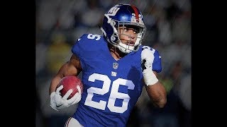 """Saquon Barkley Highlights - """"Welcome to the New York Giants"""" ft. NBA YoungBoy"""