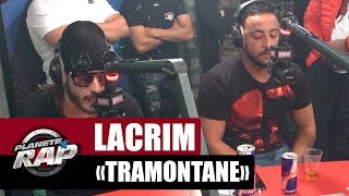 """[Titre Inédit] Lacrim """"Tramontane"""" Feat. SCH #PlanèteRap"""