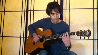 One - Denis Kozak (Acoustic) - U2 instrumental Reggae Cover