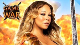 """Game of War - """"HERO"""" ft. Mariah Carey - Strategy MMO Game"""
