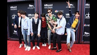 BTS Reaction To ARMY Fanchant @ Billboard Music Awards 2018