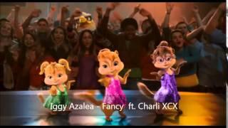 Iggy Azalea - Fancy ft. Charli XCX (Version Chipmunks)