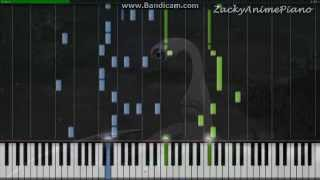 Parasyte -The Maxim- OST - Next To You (Synthesia) (Piano by ZackyAnimePiano)