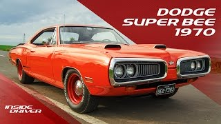 Fear The Sting - Dodge Super Bee 1970 | Inside Driver S01E08