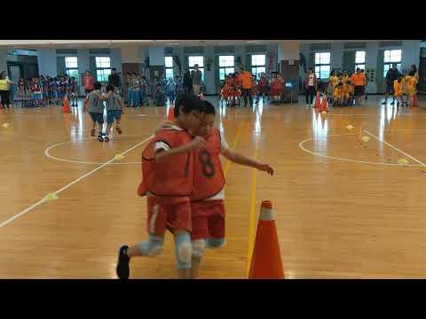 中山區兩人三腳預賽之503一日校隊 - YouTube
