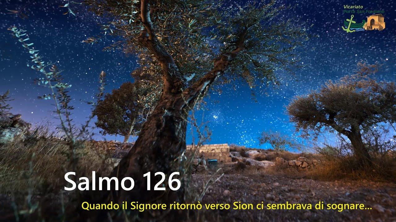 I Salmi delle Salite. Salmo 126 – Don Luca Mazzinghi