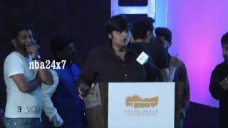 Prabhu Deva to act as Villain In Mercury: Karthik Subburaj | nba 24x7
