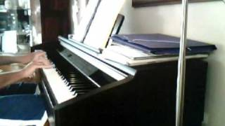 Oasis - Whatever (piano cover)
