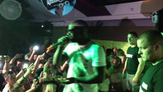 Skepta (BBK) LIVE @ Venue Nightclub, Kavos - July 17th 2012