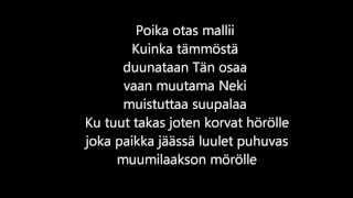 Majuri - Tyytyväinen ft. Pate Mustajärvi lyrics
