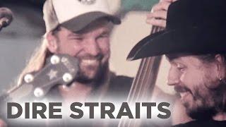 o Bardo e o Banjo - Walk Of Life (Dire Straits cover bluegrass)