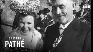 The Bride Of The Black Forest Germany (1929)