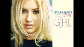 Christina Aguilera - What A Girl Wants (Official Instrumental)