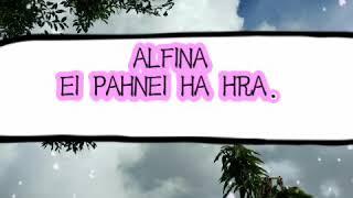 MARA HLA(ALFINA-EI PAHNEI HA HRA LYRICS)
