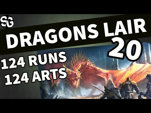 [RAID SHADOW LEGENDS] DRAGONS 20 - 124 RUNS / 124 ARTIFACTS