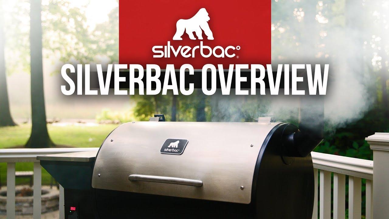 Silverbac Grilla Grill
