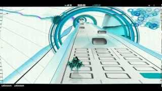 Aphex Twin - Iz Us [Audiosurf]