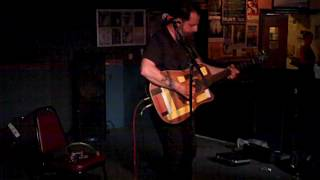 Sean Rowe -- Newton's Cradle