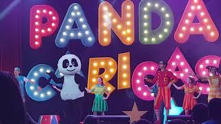 O panda e os caricas