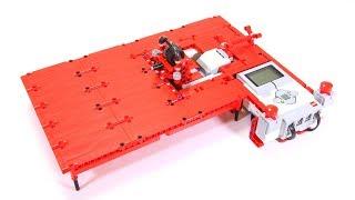 Pipe Cleaner Bending Robot : LEGO MINDSTORMS EV3