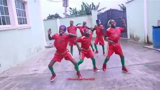 Ciara - Level Up Dance Video by Ikorodu Talented Kids ( Dream Catchers)