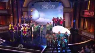 "2nd Opening Performance - ""Mr Blue Sky"" by Electric Light Orchestra - Sing Off - Series 1"