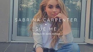 Sabrina Carpenter - Sue Me (Live) - Tradução/Legendado
