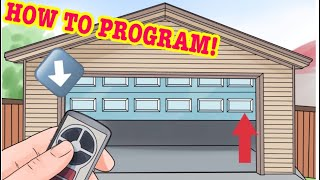 All Chevrolet Vehicles Garage Door Opener Instructions.