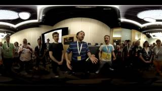 Vidcon Harmony with the Gregory Brothers with the Gregory Brothers