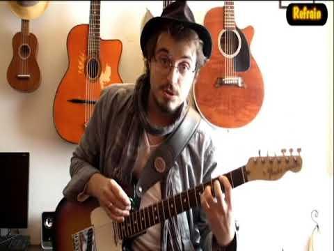 Comment jouer Sunday Bloody Sunday de U2 à la guitare