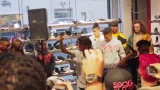 Rae Sremmurd- No Type (Undefeated: Live In-Store)