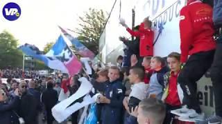 Toiletpapier voor PSV-doelman Room en een harde kinderkern bij Maassluis - PSV