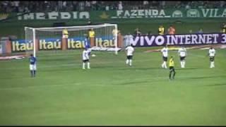 Coritiba 1 x 3 Cruzeiro - Campeonato Brasileiro 2009