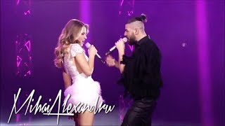 Ilinca & Alex Florea - Yodel it! ( Semifinal Eurovision Romania 2017) HD