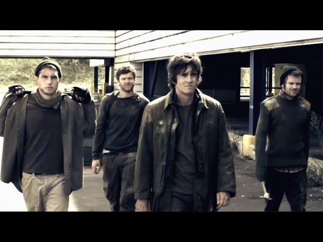 Videoclip ''Take It Back'' de The Quemists (feat. Enter Shikari).