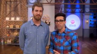 Rhett and Link on the Food Network