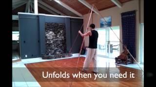 Aloha Sacred Geometry Indoor/Outdoor 10 ft Copper Healing Pyramids