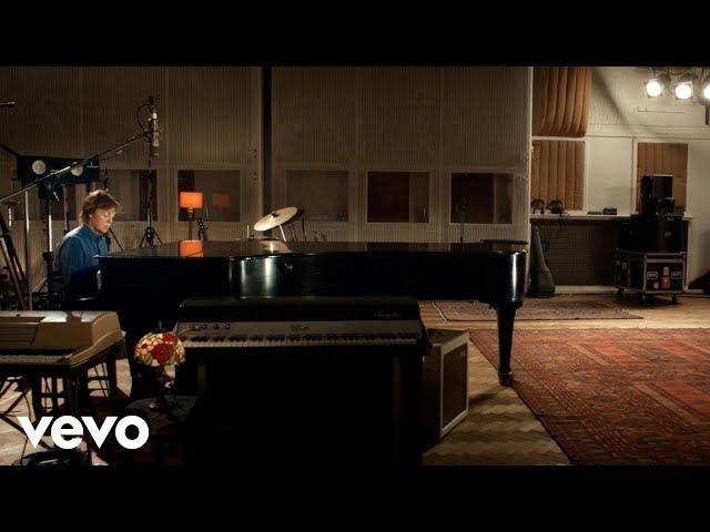 Video oficial del tema Queenie Eye de Paul McCartney