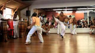 Capoeira Batuque 22nd Batizado