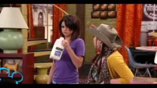 Wizards Of Waverly Place- Magic Carpet Ride