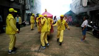 直播 2015 白沙屯媽祖徒步進香 停駕陽光大樓 2015/05/26 05:30