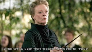 Fantastic Beasts 2 Reportedly Features Young McGonagall