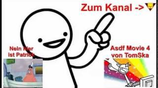 Asdf Movie feat. Spongebob (german)