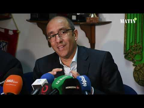 Video : Jaouad Ziyat tire à boulets rouge sur la commission de programmation et sur l'arbitrage