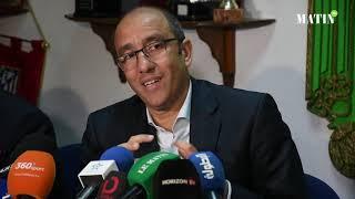 Jaouad Ziyat tire à boulets rouge sur la commission de programmation et sur l'arbitrage