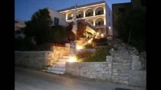 paros hotels - Corali Hotel - Piso Livadi - Paros, Greece