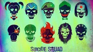 Suicide Squad - Skrillex & Rick Ross - Purple Lamborghini