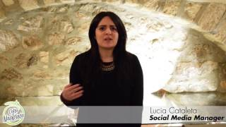 Le interviste di Colto e Mangiato - Lucia Cataleta (Social media manager)