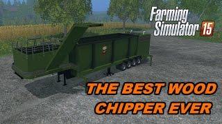 Farming Simulator 2015 Mods - The Best Wood Chipper